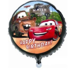 Happy birthday folie ballonnen